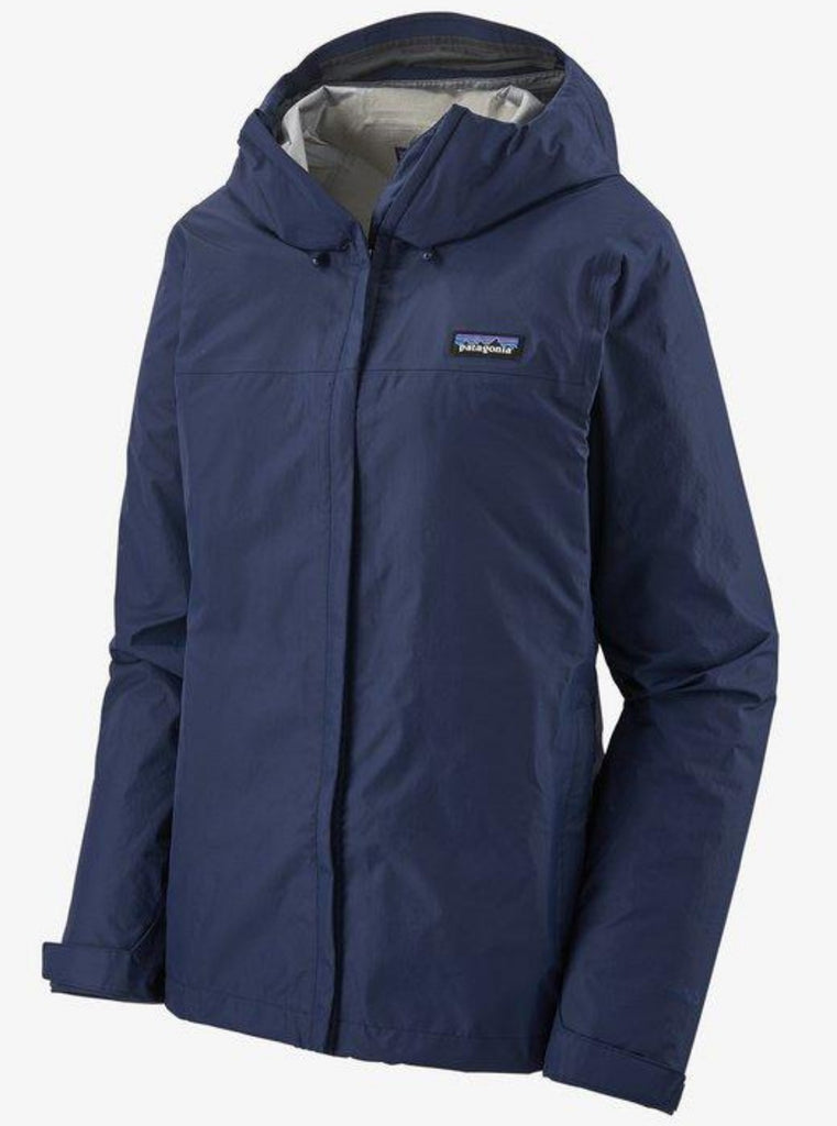 Patagonia Women's Torrentshell 3L Jacket Classic Navy