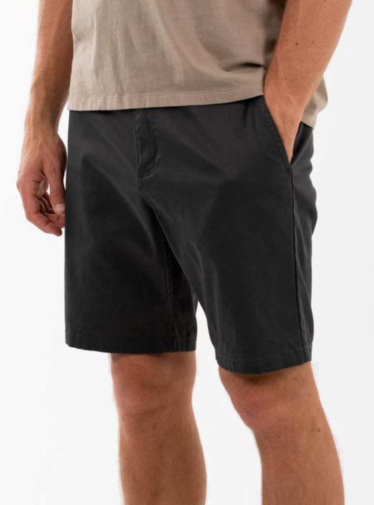 Katin Cove Short Blackwash
