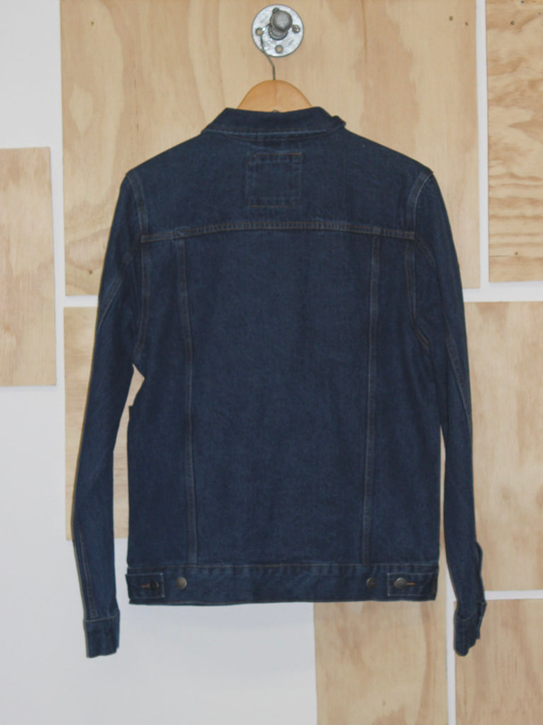 RVCA Daggers Denim Jacket Rinse