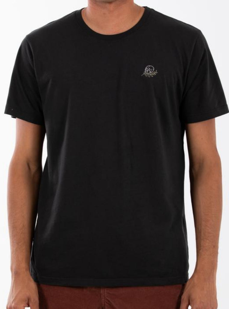 Katin Decorum Tee Black Wash