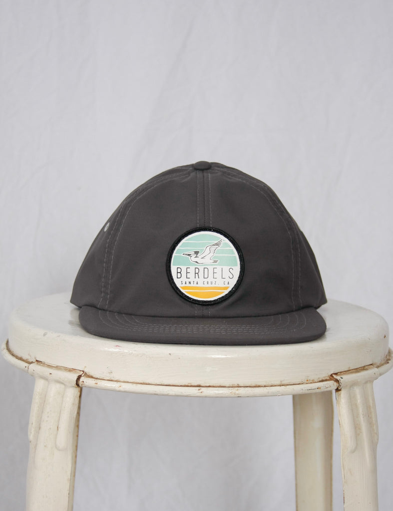 Berdels Sky to Sand Hat Charcoal