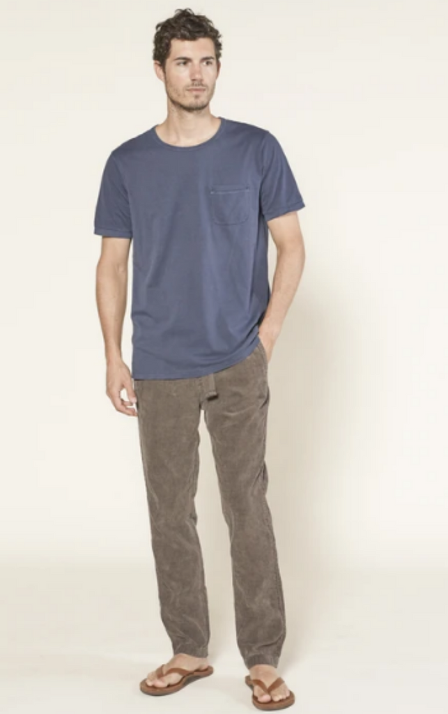 Outerknown Paz Corduroy Pants Bison