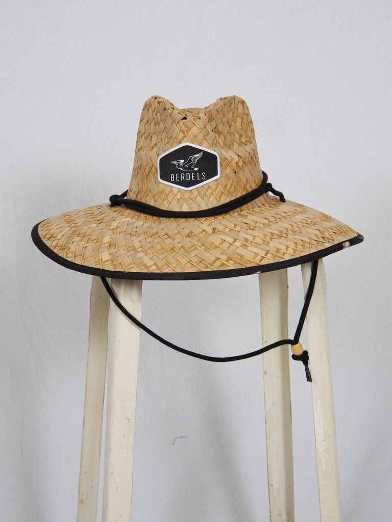 Berdels Fiesta Straw Lifeguard Hat