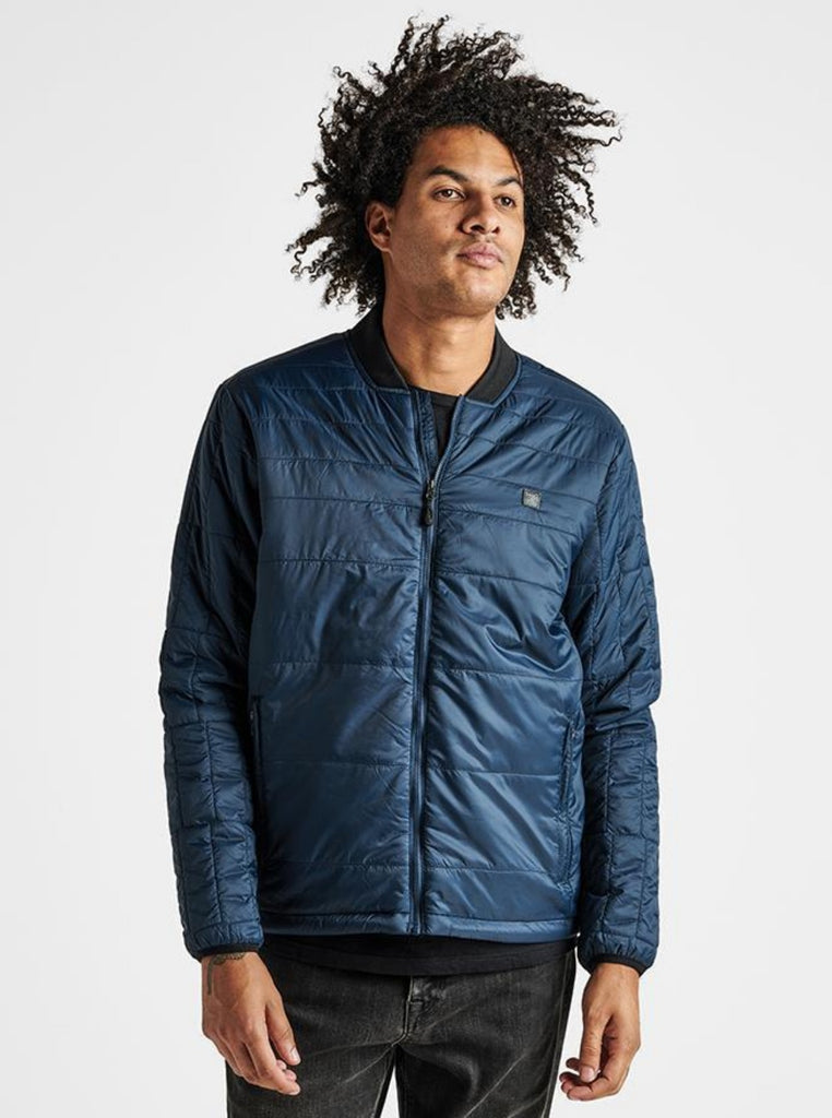 Roark Great Heights Primaloft Jacket || Navy