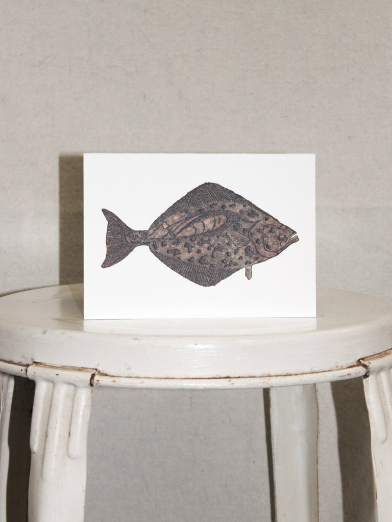 Uroko Halibut Card