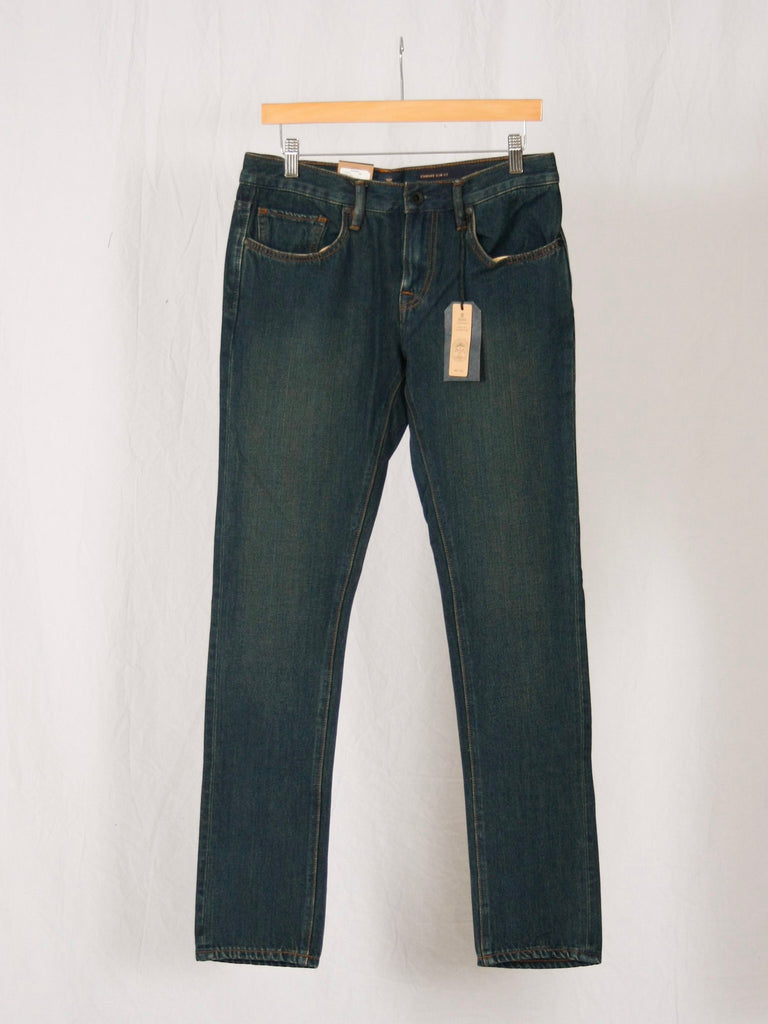 Roark Highway 133 Slim Fit Denim Vintage