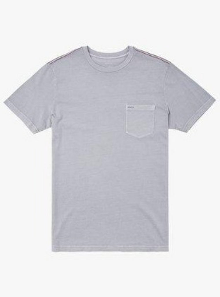 RVCA PTC II Pigment Short Sleeve Shirt Monument