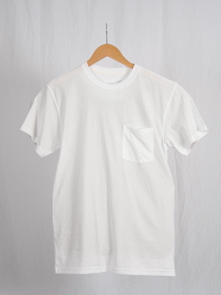 Berdels Men's Sea Breeze Short Sleeve Pocket Tee White