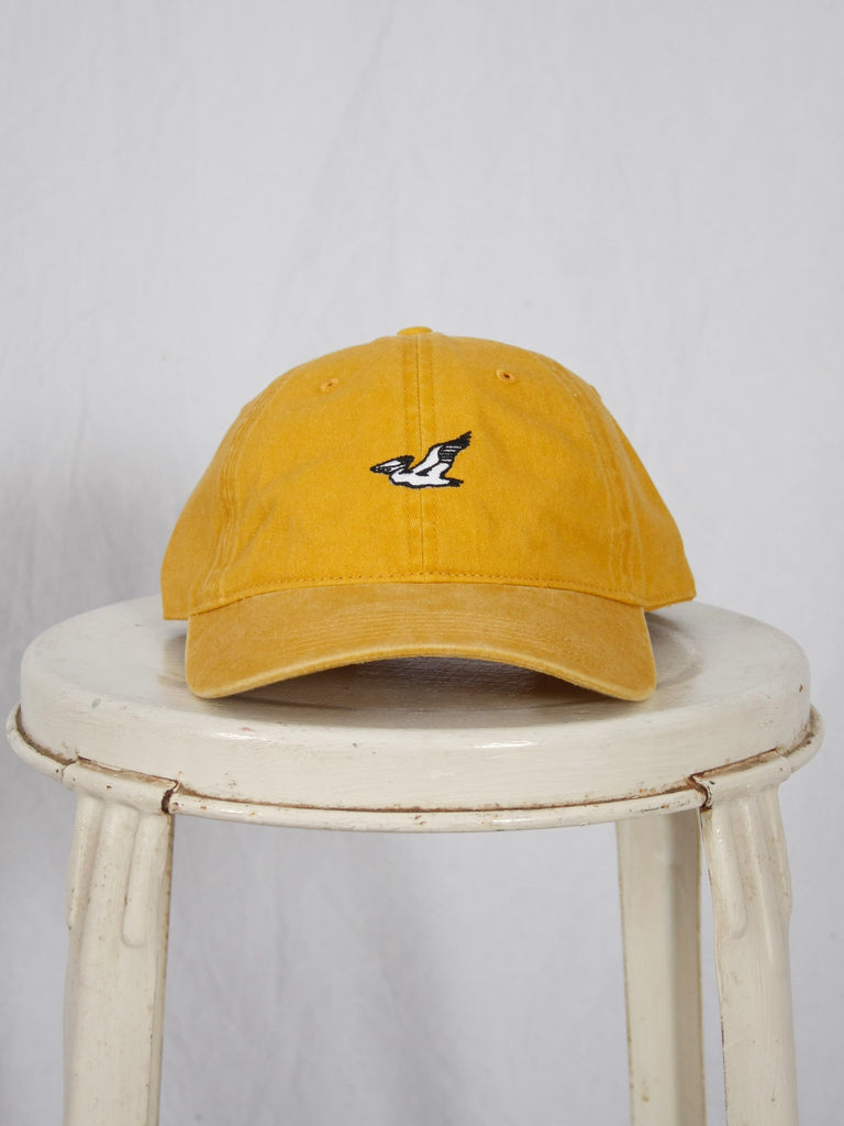 Berdels Basic Berd Dad Hat Mustard