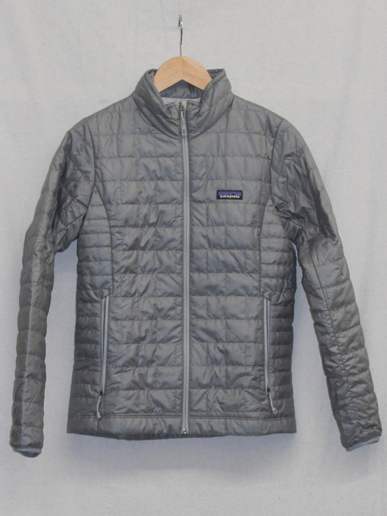 Patagonia Nano Puff Zip Jacket Feather Grey