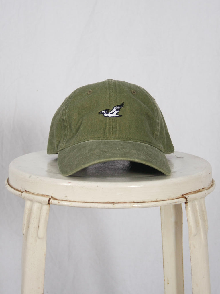 Berdels Basic Berd Dad Hat Olive