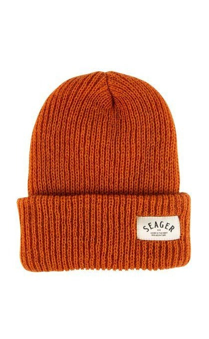 Seager Service Beanie Orange