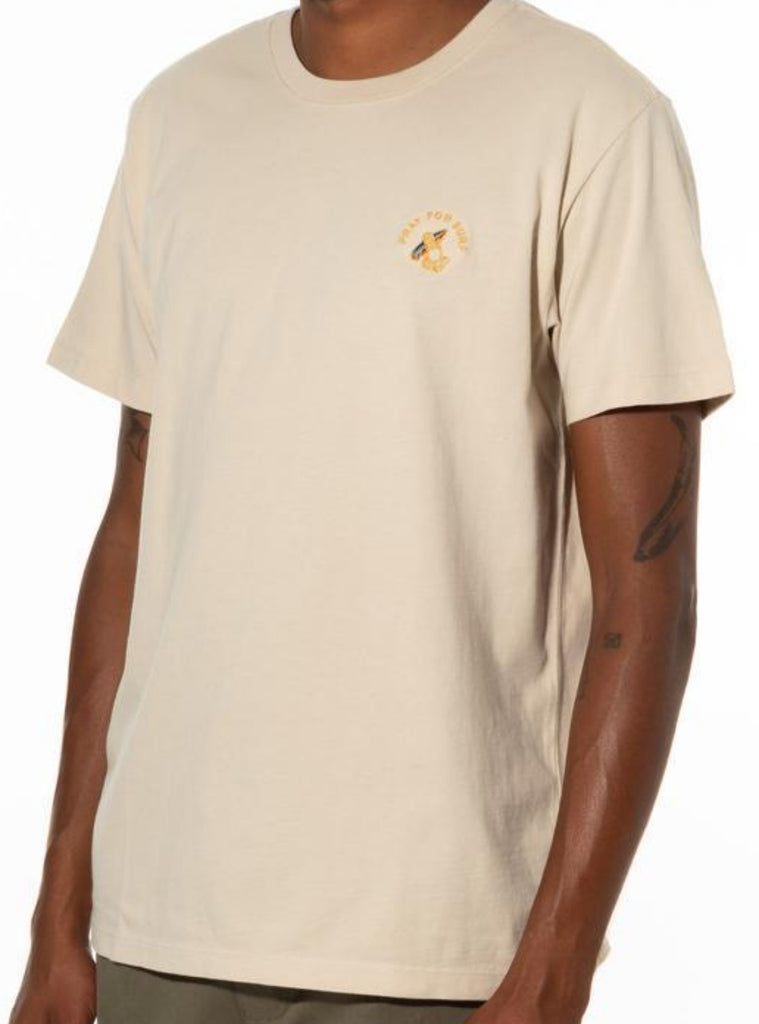 Katin Preach Tee Wool Color