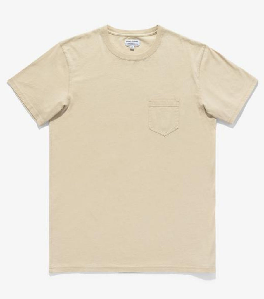 Banks Journal Primary Tee Dirty Bone