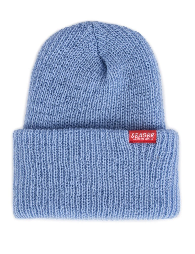 Seager Range Beanie Light Blue