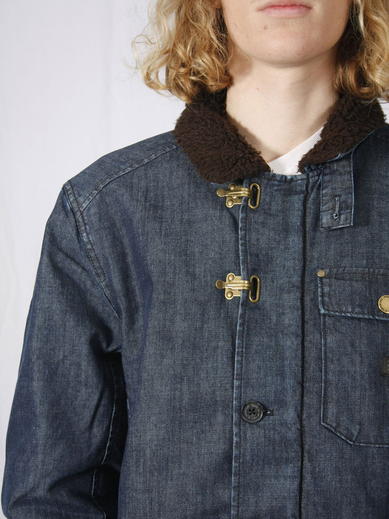 Roark Axeman Jacket Indigo Denim