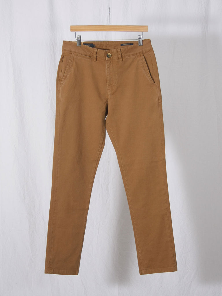 Roark Porter Chino Pants Tan