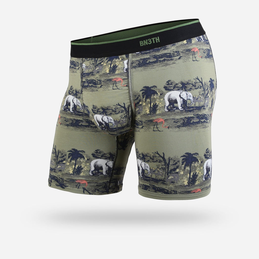 BN3TH Classics Boxer Briefs Savannah Green