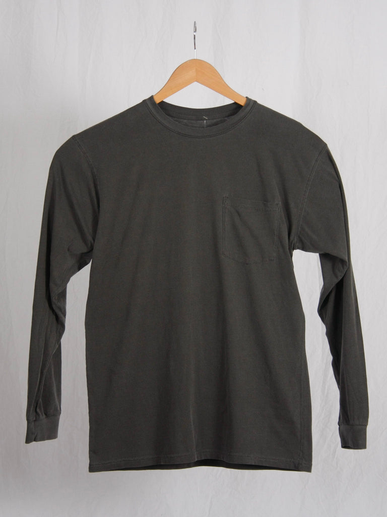 Berdels Men's Sea Breeze Long Sleeve Pocket Tee Lead