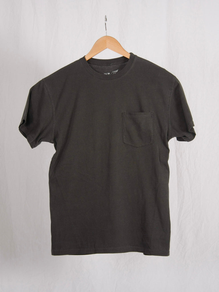 Berdels Sea Breeze Short Sleeve Pocket Tee Shadow