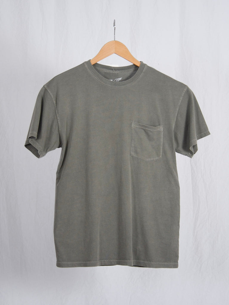 Berdels Sea Breeze Short Sleeve Pocket Tee Lead