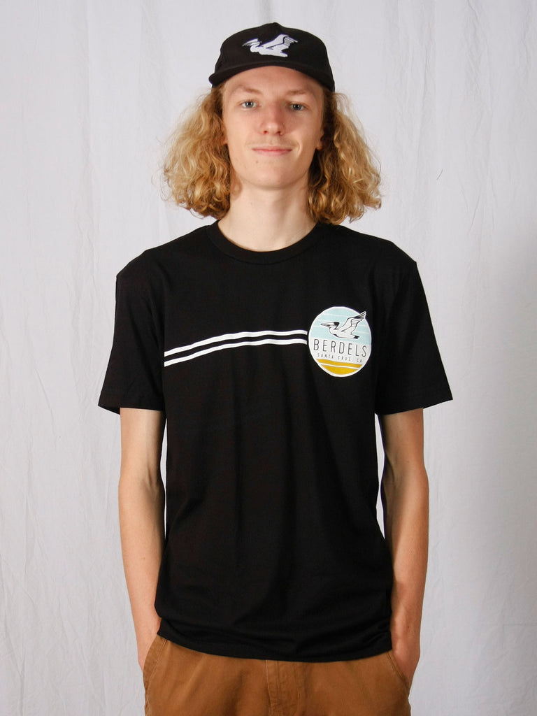 Berdels Sky to Sand Tee Black