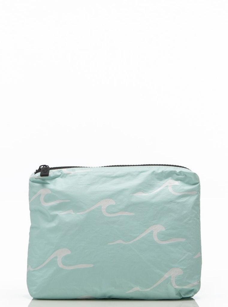 Aloha Collection Small Seaside Pouch Blue