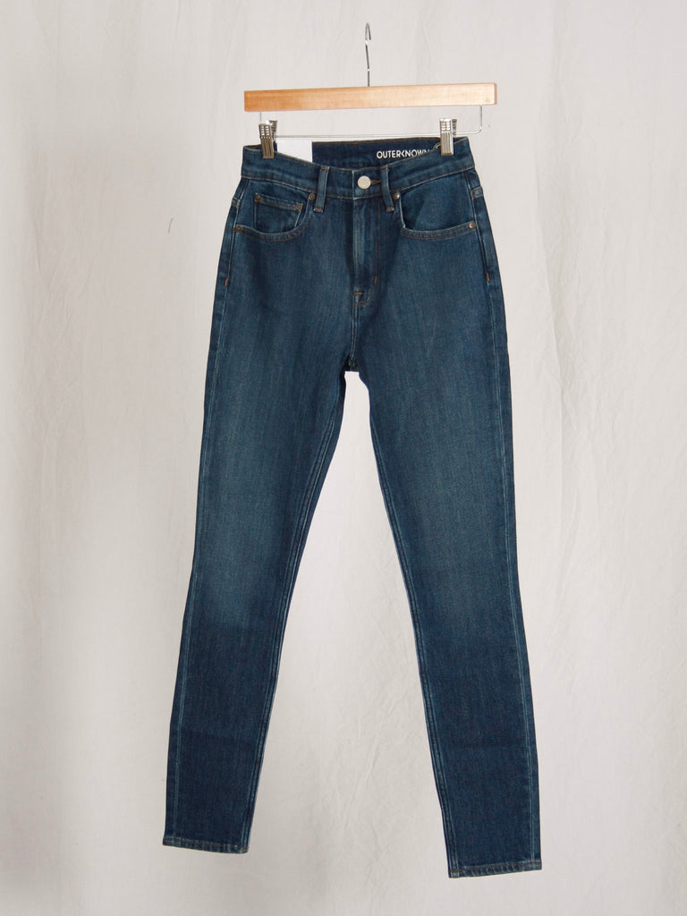 Outerknown Strand High Rise Jeans Ink