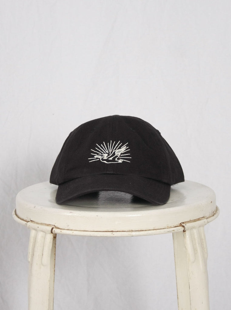 Berdels Sun Rays Dad Hat Black