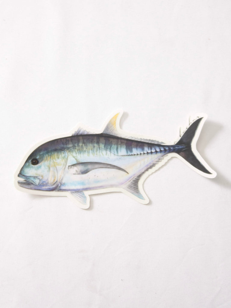 Abachar Ulua Sticker