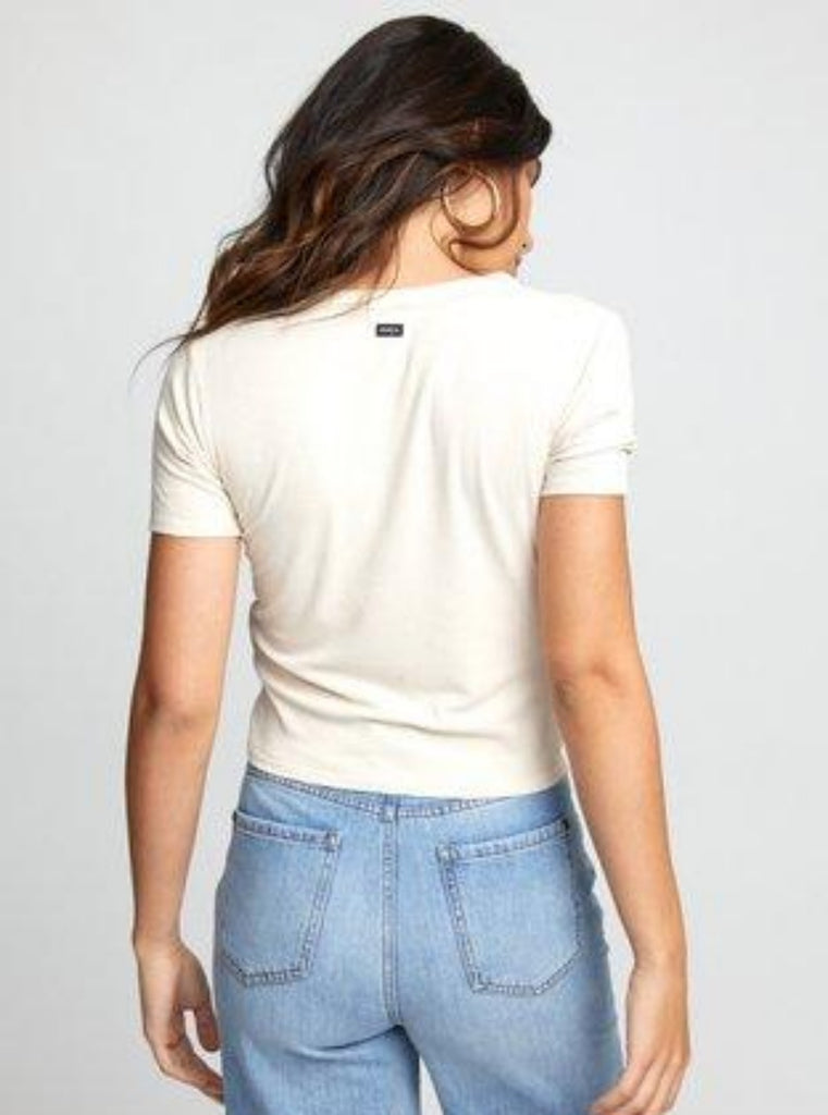 RVCA Retreat Top Oat