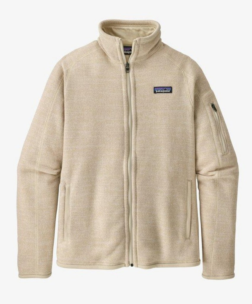 Patagonia Women's Better Sweater Oyster White