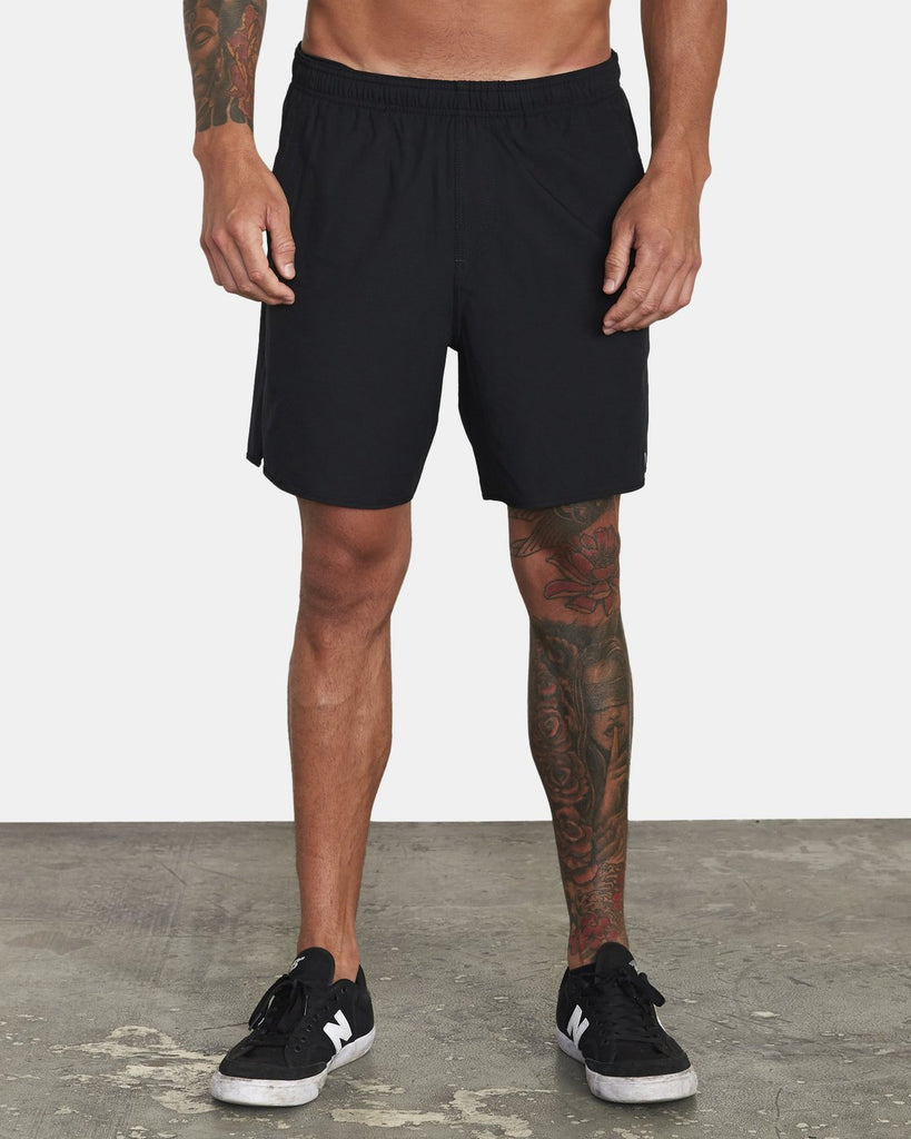 RVCA Yogger IV Shorts Black