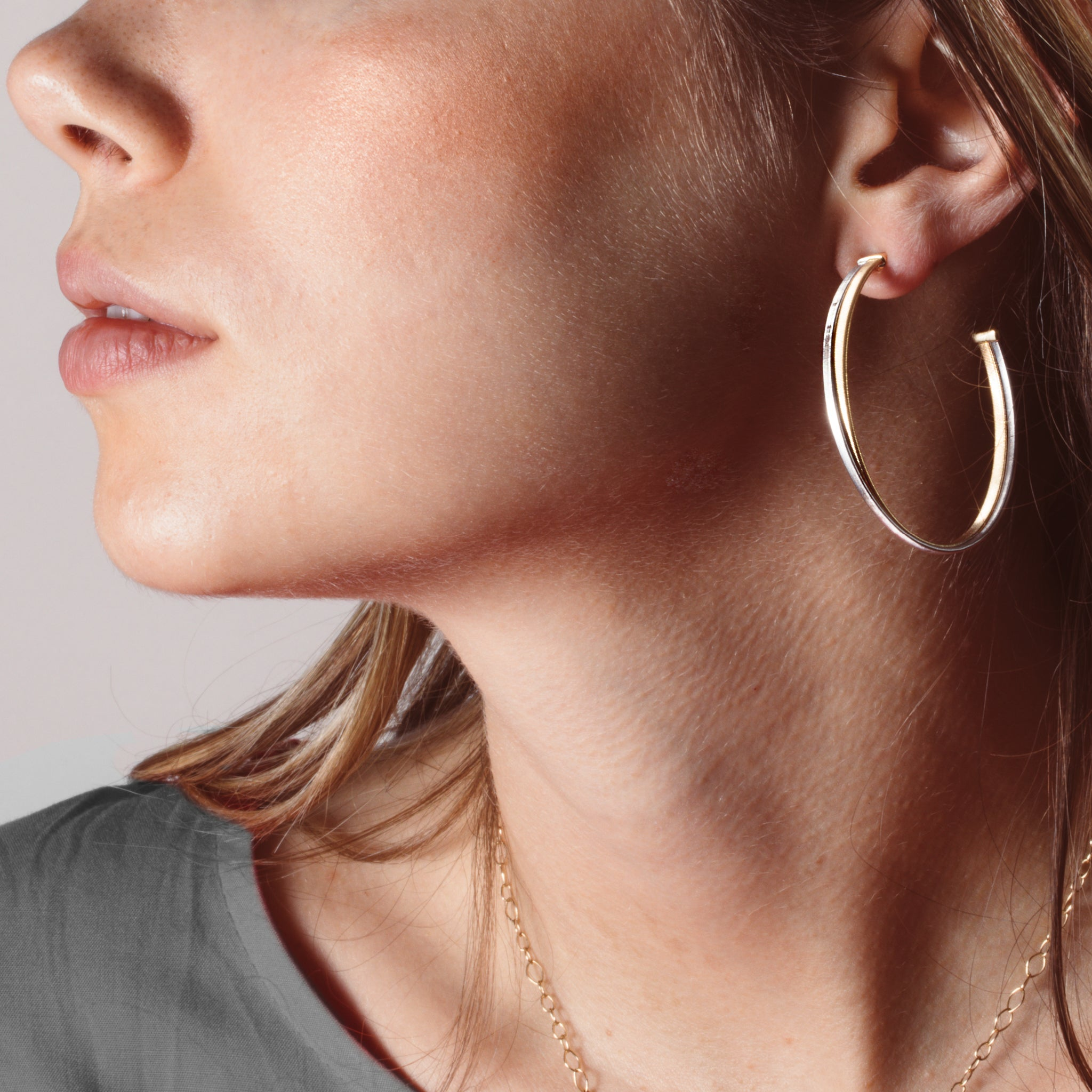 Marco Bicego hoop earrings