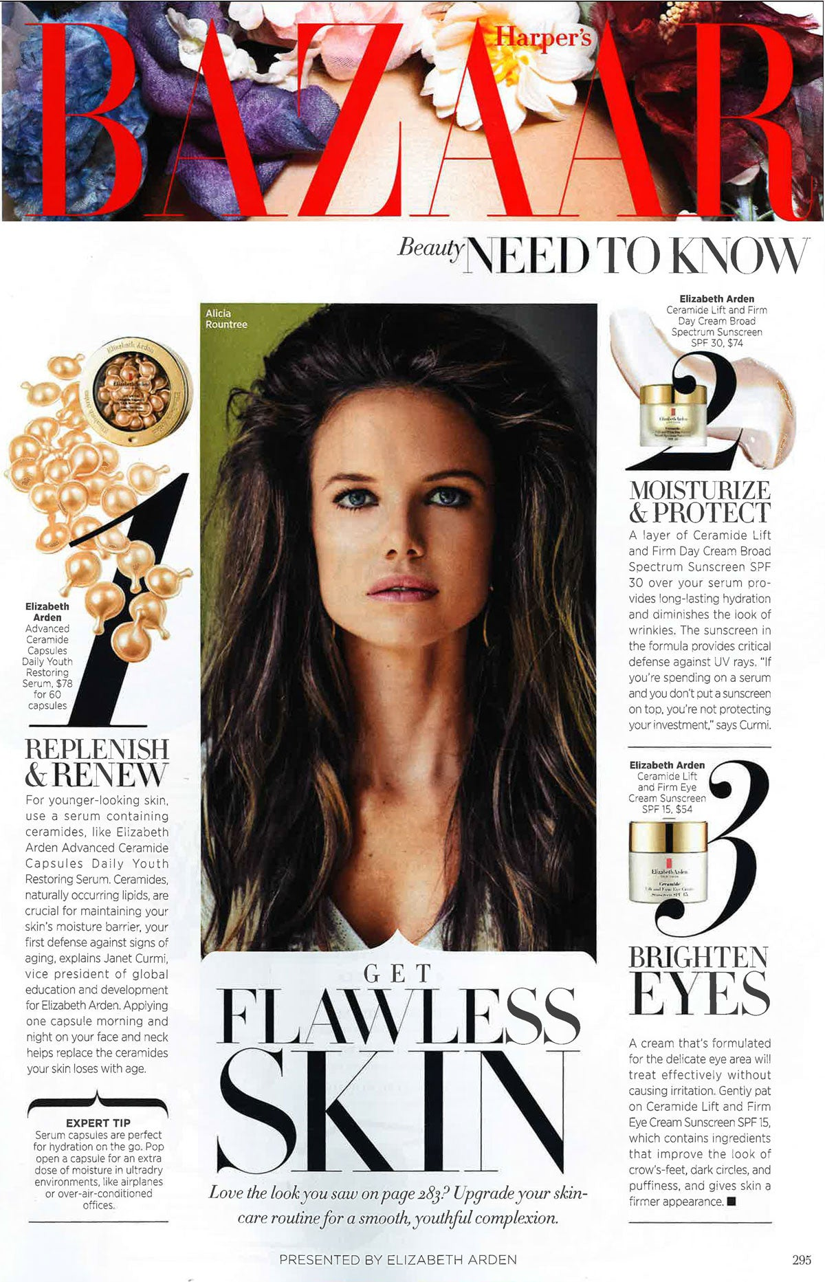 Marco Bicego Jaipur Earrings in Harper's Bazaar