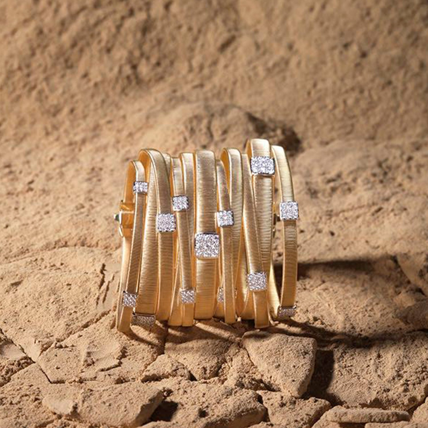 marrakech and masai bracelets white backrgound