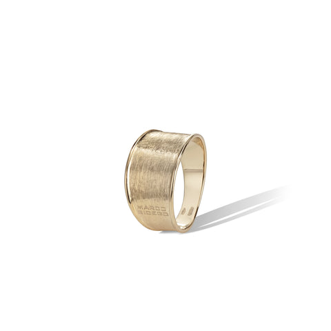 Marco Bicego® Lunaria Collection 18K Yellow Gold Narrow Ring