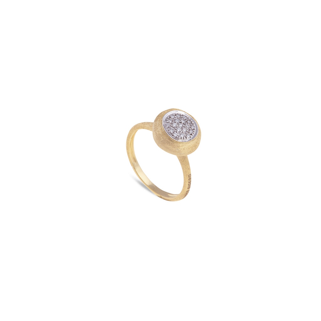Jaipur Diamond Medium Stackable Ring