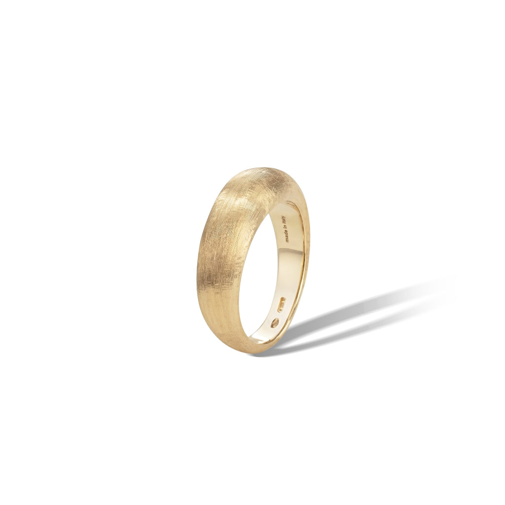Marco Bicego® Lucia Collection 18K Yellow Gold Dome Ring