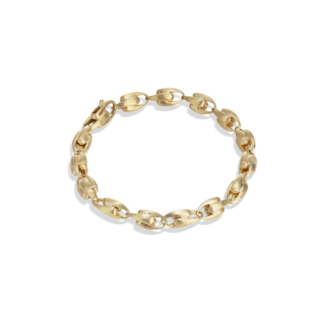 Marco Bicego® Lucia Collection 18K Yellow Gold Small Link Bracelet
