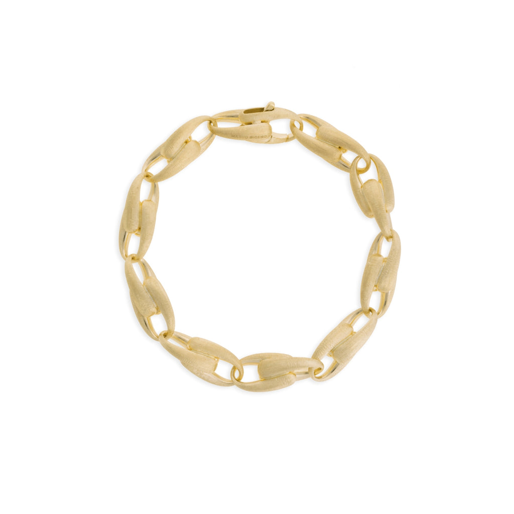 Marco Bicego® Lucia Collection 18K Yellow Gold Large Link Bracelet