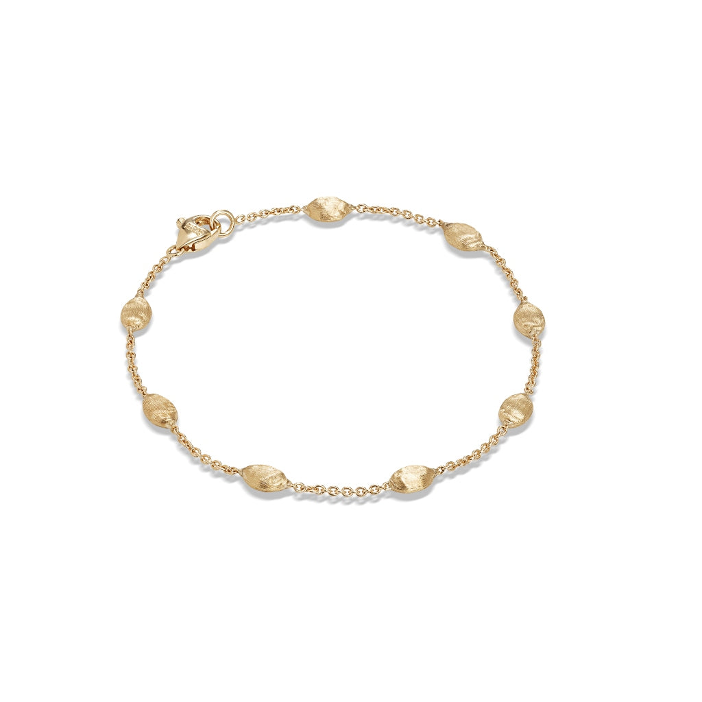 Marco Bicego® Siviglia Collection 18K Yellow Gold Small Bead Bracelet