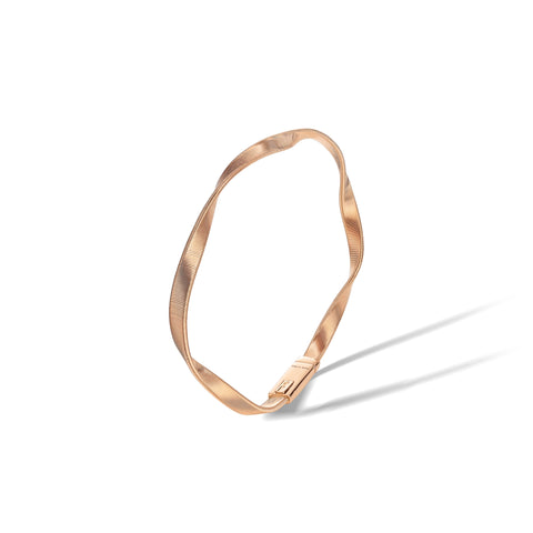 Marco Bicego® Marrakech Collection 18K Rose Gold Bangle