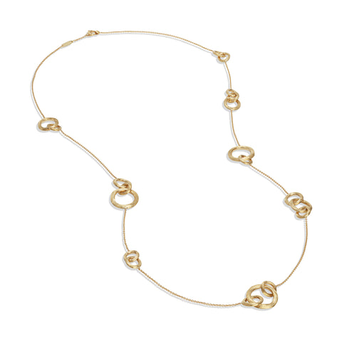 Marco Bicego® Jaipur Collection 18K Yellow Gold Long Necklace