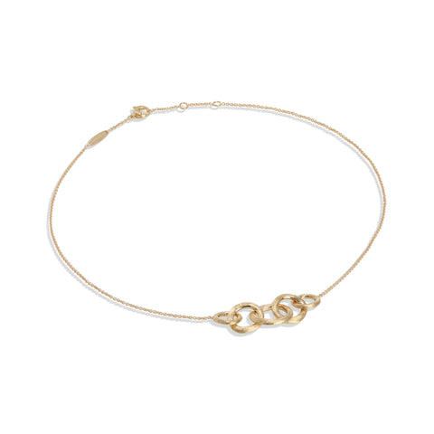Marco Bicego® Jaipur Collection 18K Yellow Gold Graduated Necklace