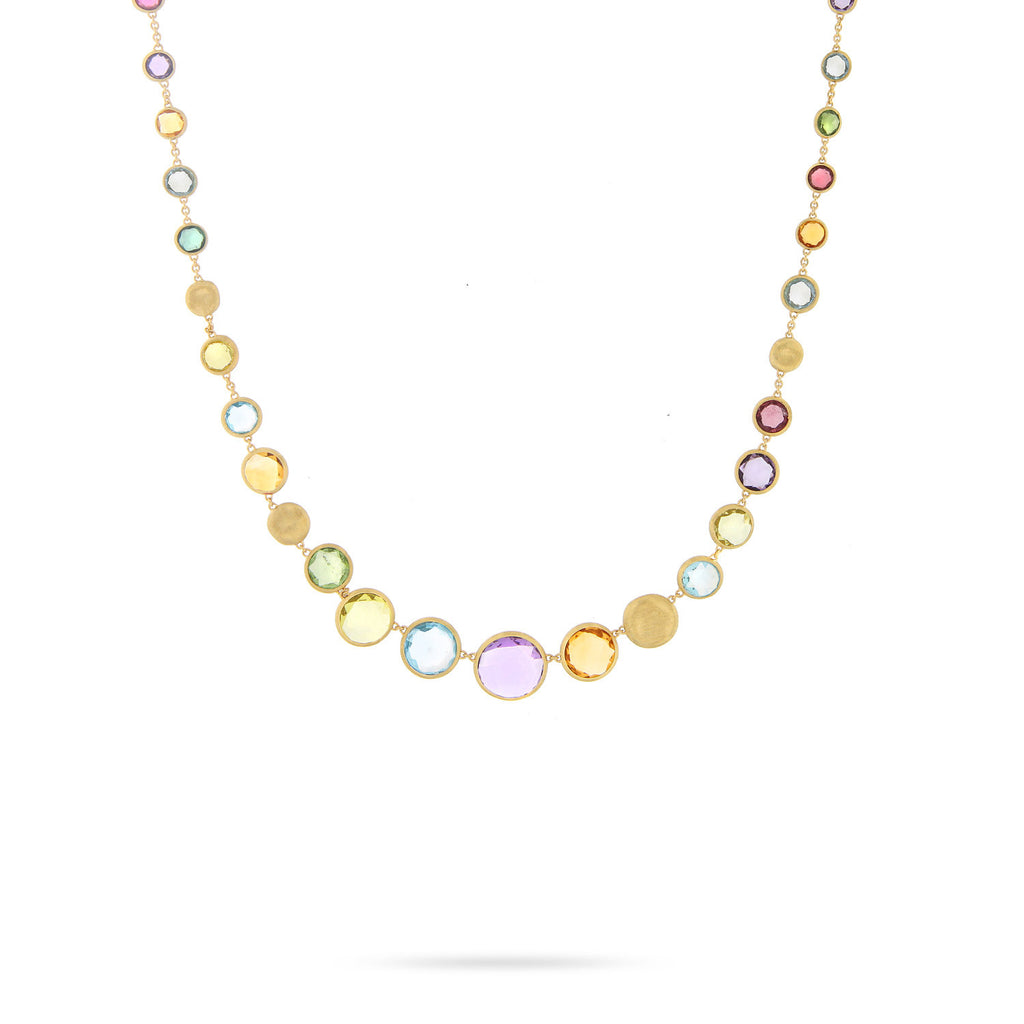 Jaipur Multicolored Necklace