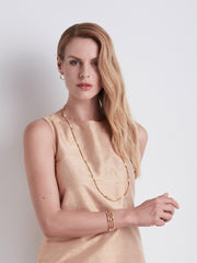 Marco Bicego® Marrakech Collection 18k Yellow Gold Long Necklace image 1