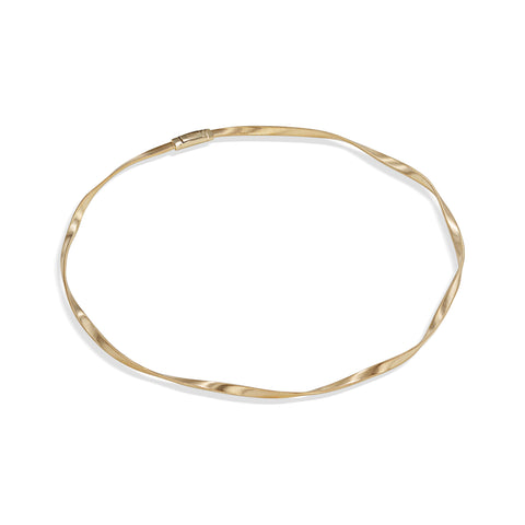Marco Bicego® Marrakech Collection 18K Yellow Gold 3.7mm Single Strand Necklace