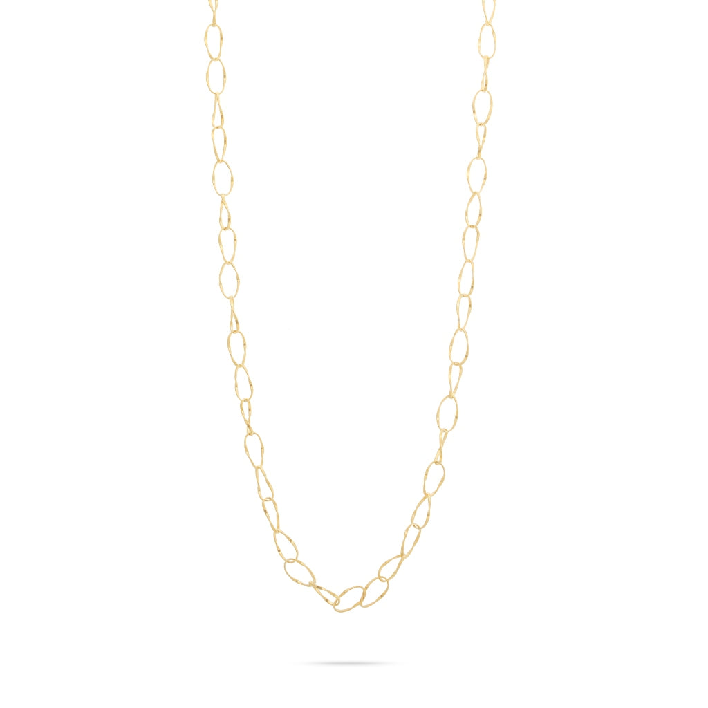 Marco Bicego® Marrakech Onde Collection 18K Yellow Gold Long Necklace