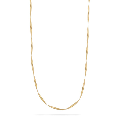 Marrakech Supreme Gold Long Necklace